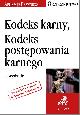 Ksi��ka Kodeks karny i kodeks post�powania karnego. Orzecznictwo Aplikanta 2015. Wydanie 2 w ksiegarnia-wrzeszcz.pl