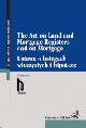 Ksi��ka Ustawa o ksi�gach wieczystych i hipotece The Act on Land and Mortgage Registers and on Mortgage w ksiegarnia-wrzeszcz.pl