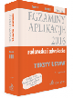 Ksi��ka Egzaminy 2016 Aplikacje radcowska i adwokacka Teksty Ustaw Tom 3 Wydanie 13 w ksiegarnia-wrzeszcz.pl