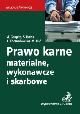 Książka Prawo karne materialne, wykonawcze i skarbowe w ksiegarnia-wrzeszcz.pl