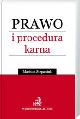 Książka Prawo i procedura karna w ksiegarnia-wrzeszcz.pl