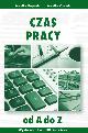 Książka Czas pracy od A do Z 2020 w ksiegarnia-wrzeszcz.pl