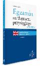 Książka Egzamin na tłumacza przysięgłego w praktyce Język angielski - analiza językowa Wydanie 2 w ksiegarnia-wrzeszcz.pl