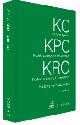 Książka Kodeks cywilny Kodeks postępowania cywilnego Kodeks rodzinny i opiekuńczy Wydanie 32 w ksiegarnia-wrzeszcz.pl