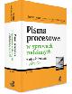Ksi��ka Pisma procesowe w sprawach rodzinnych z obja�nieniami i p�yt� CD Wydanie 2 w ksiegarnia-wrzeszcz.pl