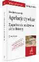 Książka Apelacje cywilne Zagadnienia praktyczne, akta i kazus Wydanie 2 w ksiegarnia-wrzeszcz.pl
