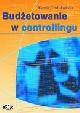 Książka Budżetowanie w controllingu w ksiegarnia-wrzeszcz.pl