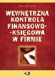 Książka Wewnętrzna kontrola finansowo-księgowa w firmie w ksiegarnia-wrzeszcz.pl