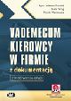 Książka Vademecum kierowcy w firmie z dokumentacją (z suplementem elektronicznym) w ksiegarnia-wrzeszcz.pl