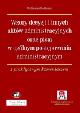 Książka Wzory decyzji i innych aktów administracyjnych oraz pism w ogólnym postępowaniu administracyjnym z praktycznym komentarzem (z suplementem elektroniczn w ksiegarnia-wrzeszcz.pl