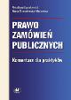 Książka Prawo zamówień publicznych. Komentarz dla praktyków w ksiegarnia-wrzeszcz.pl