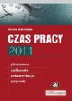 Książka Czas pracy 2011 – planowanie, rozliczanie, dokumentacja, przykłady w ksiegarnia-wrzeszcz.pl