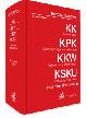 Książka Kodeks karny Kodeks postępowania karnego Kodeks karny wykonawczy Koszty sądowe karne oraz inne akty prawne Wydanie 31 w ksiegarnia-wrzeszcz.pl