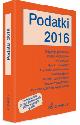 Ksi��ka Podatki 2016 Teksty ujednolicone ustaw podatkowych w ksiegarnia-wrzeszcz.pl