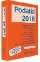 Ksi��ka Podatki 2016 Stan prawny 1 lipca 2016 Wydanie 2 w ksiegarnia-wrzeszcz.pl