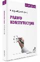 Książka Prawo konstytucyjne w ksiegarnia-wrzeszcz.pl