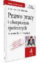 Ksi��ka Prawo pracy i ubezpiecze� spo�ecznych w pytaniach i odpowiedziach w ksiegarnia-wrzeszcz.pl
