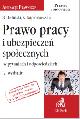 Ksi��ka Prawo pracy i ubezpiecze� spo�ecznych w pytaniach i odpowiedziach Wydanie 2 w ksiegarnia-wrzeszcz.pl