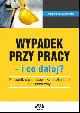 Książka Wypadek przy pracy I co dalej? Poradnik dla pracownika służby bhp i pracodawcy 2016 w ksiegarnia-wrzeszcz.pl